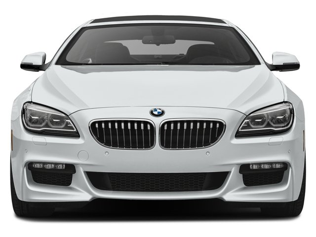 2017 BMW 6 Series Prices and Values Sedan 4D 640xi AWD I6 front view