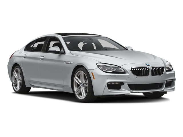 2017 BMW 6 Series Prices and Values Sedan 4D 640xi AWD I6 side front view
