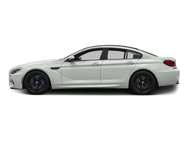 2017 BMW M6 Prices and Values Sedan 4D M6 V8 side view