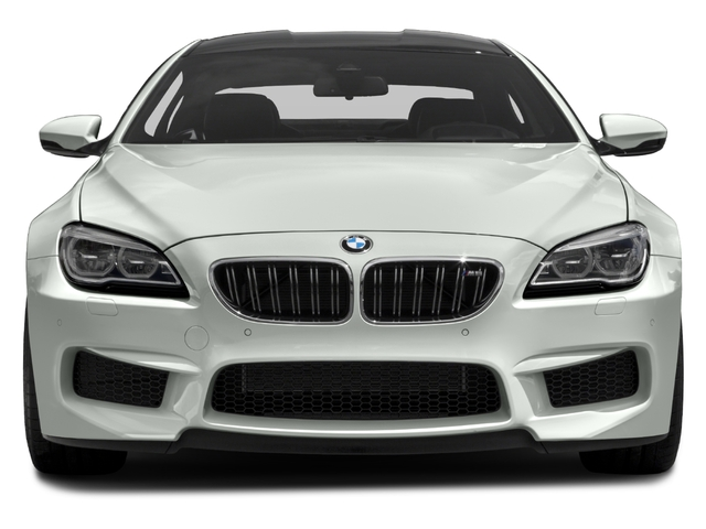 2017 BMW M6 Prices and Values Sedan 4D M6 V8 front view