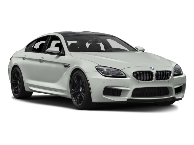 2017 BMW M6 Prices and Values Sedan 4D M6 V8 side front view