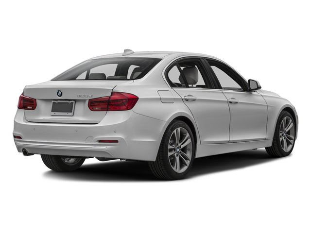 2017 BMW 3 Series Prices and Values Sedan 4D 328d I4 T-Diesel side rear view