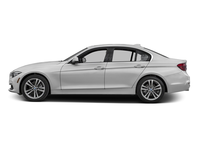 2017 BMW 3 Series Pictures 3 Series Sedan 4D 328d I4 T-Diesel photos side view