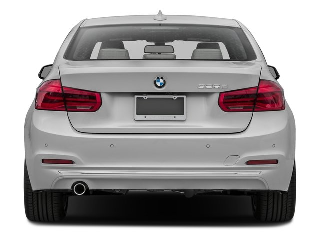 2017 BMW 3 Series Prices and Values Sedan 4D 328d I4 T-Diesel rear view