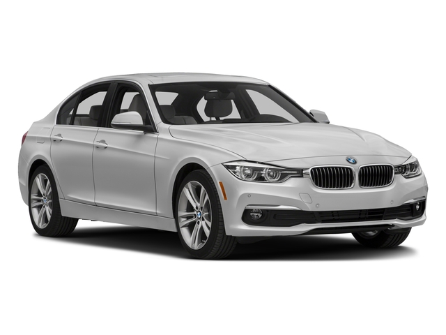 2017 BMW 3 Series Prices and Values Sedan 4D 328d I4 T-Diesel side front view