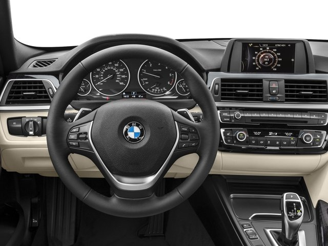 2017 BMW 3 Series Prices and Values Sedan 4D 328d I4 T-Diesel driver's dashboard