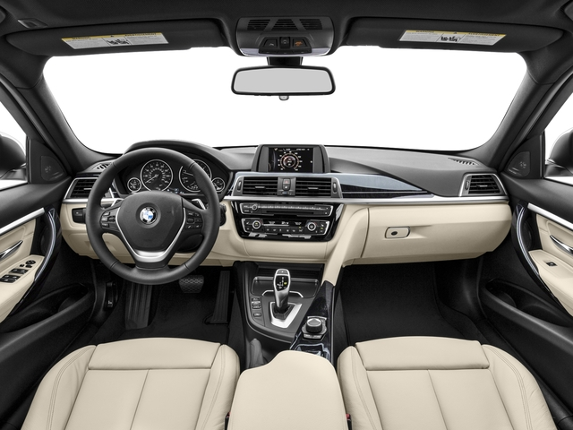 2017 BMW 3 Series Prices and Values Sedan 4D 328d I4 T-Diesel full dashboard