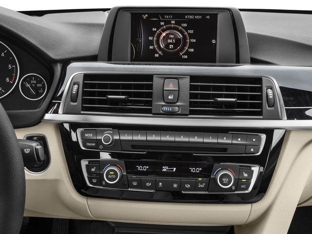 2017 BMW 3 Series Prices and Values Sedan 4D 328d I4 T-Diesel stereo system
