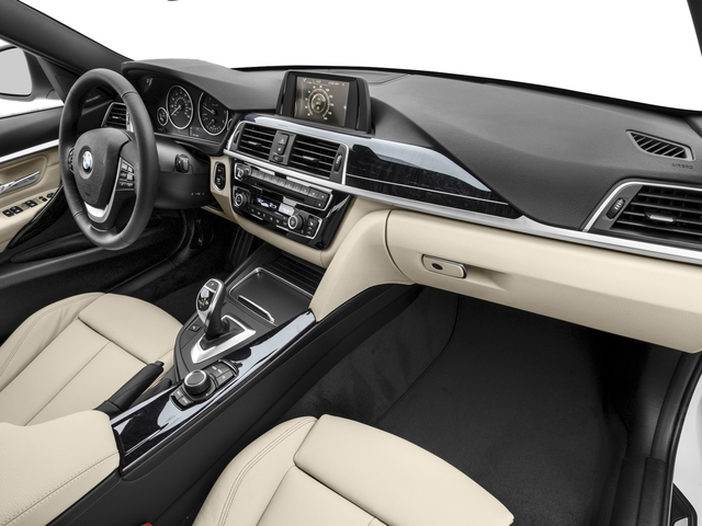 2017 BMW 3 Series Prices and Values Sedan 4D 328d I4 T-Diesel passenger's dashboard