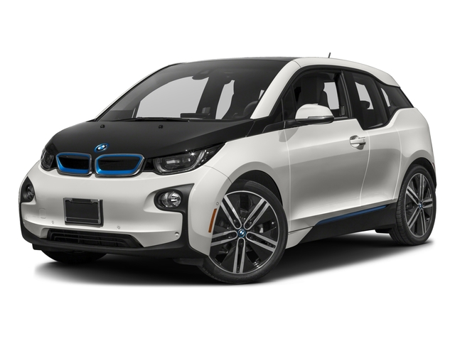 2017 BMW i3 Pictures i3 Hatchback 4D 94 AH Electric photos side front view
