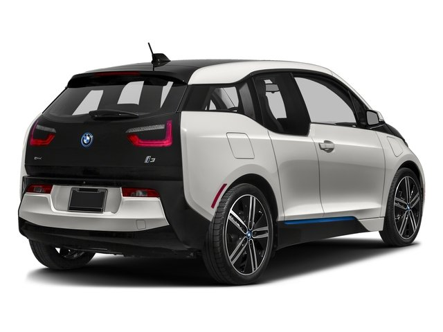 2017 BMW i3 Pictures i3 Hatchback 4D 94 AH Electric photos side rear view