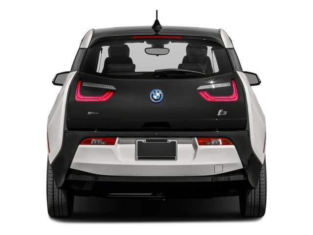 2017 BMW i3 Prices and Values Hatchback 4D 94 AH w/Range Extender rear view