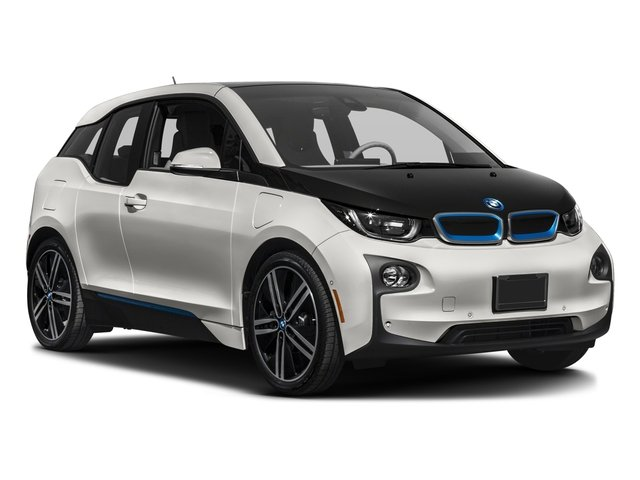 2017 BMW i3 Prices and Values Hatchback 4D 94 AH w/Range Extender side front view