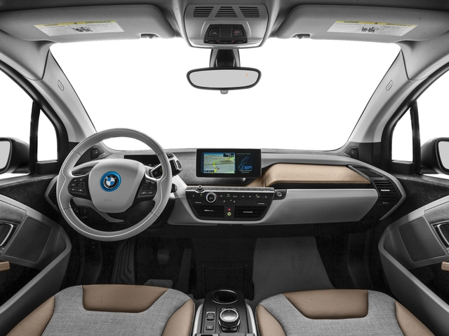 2017 BMW i3 Prices and Values Hatchback 4D 94 AH w/Range Extender full dashboard