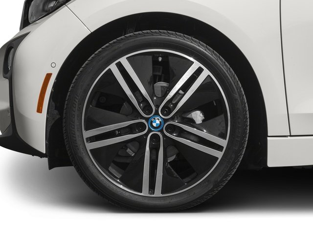 2017 BMW i3 Prices and Values Hatchback 4D 94 AH w/Range Extender wheel