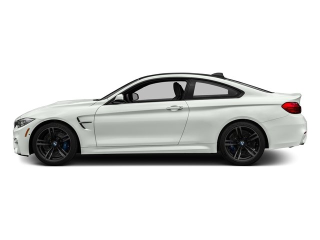 2017 BMW M4 Prices and Values Coupe 2D M4 I6 Turbo side view
