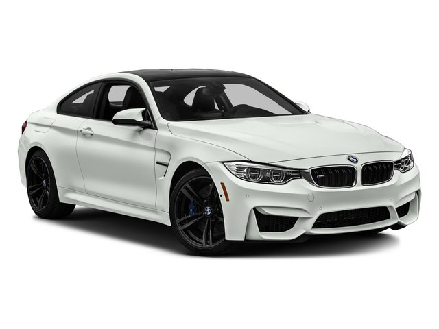 2017 BMW M4 Prices and Values Coupe 2D M4 I6 Turbo side front view