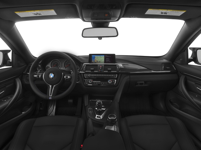 2017 BMW M4 Prices and Values Coupe 2D M4 I6 Turbo full dashboard