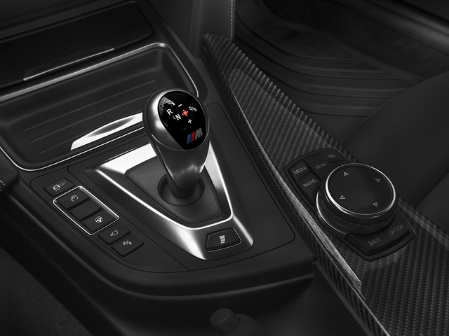 2017 BMW M4 Prices and Values Coupe 2D M4 I6 Turbo center console
