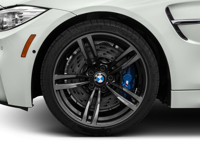2017 BMW M4 Prices and Values Coupe 2D M4 I6 Turbo wheel