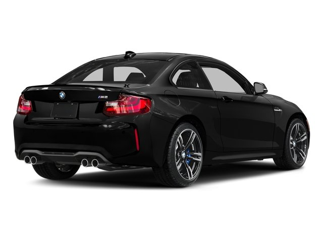 2017 BMW M2 Prices and Values Coupe 2D M2 I6 Turbo side rear view