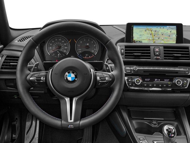 2017 BMW M2 Prices and Values Coupe 2D M2 I6 Turbo driver's dashboard