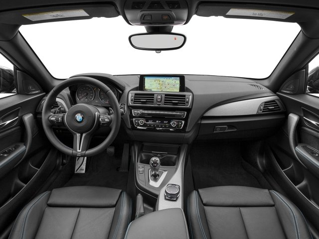 2017 BMW M2 Prices and Values Coupe 2D M2 I6 Turbo full dashboard