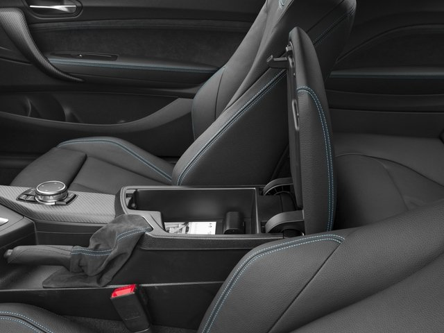 2017 BMW M2 Prices and Values Coupe 2D M2 I6 Turbo center storage console