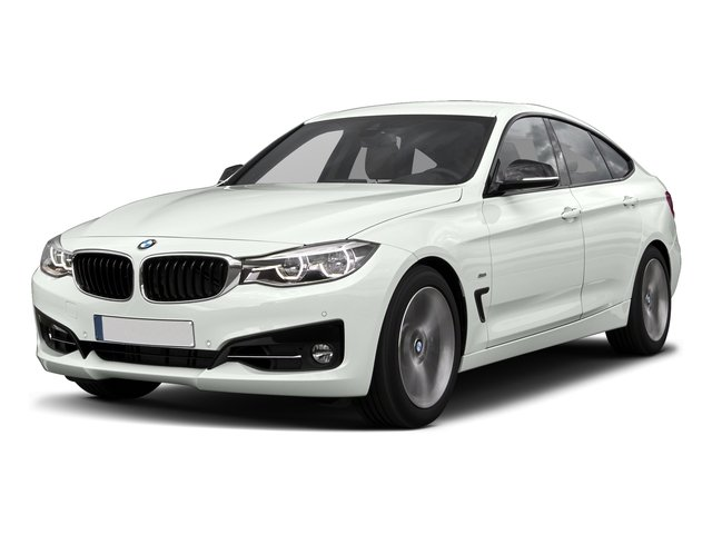 2017 BMW 3 Series Pictures 3 Series Sedan 4D 340xi GT AWD photos side front view