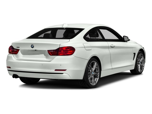 2017 BMW 4 Series Prices and Values Coupe 2D 430i i4 Turbo side rear view