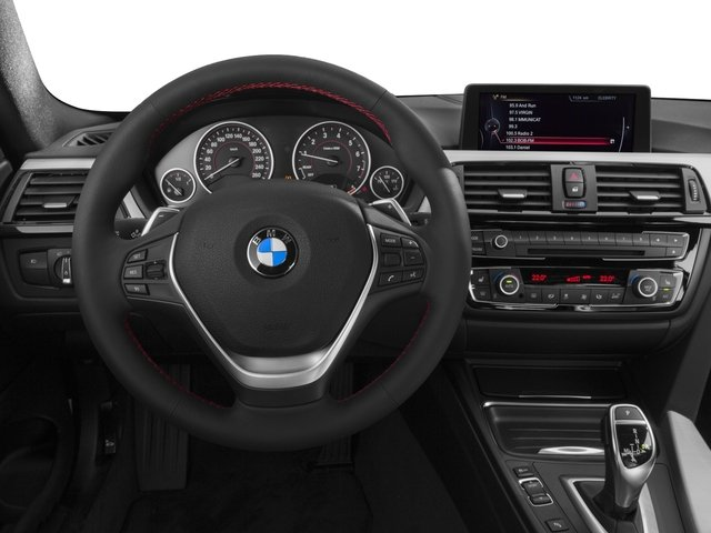 2017 BMW 4 Series Prices and Values Coupe 2D 430i i4 Turbo driver's dashboard