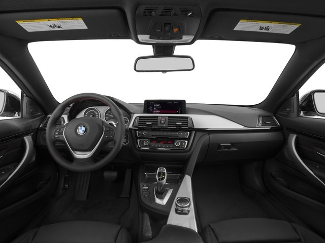 2017 BMW 4 Series Prices and Values Coupe 2D 430i i4 Turbo full dashboard