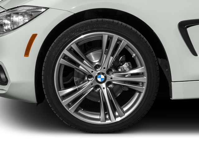 2017 BMW 4 Series Prices and Values Coupe 2D 430i i4 Turbo wheel
