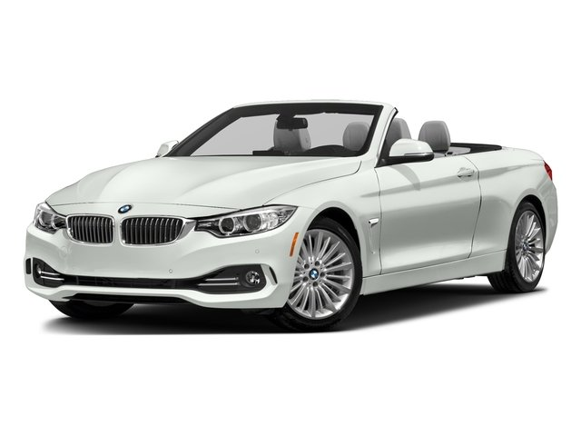 2017 BMW 4 Series Pictures 4 Series Convertible 2D 430xi AWD I4 Turbo photos side front view