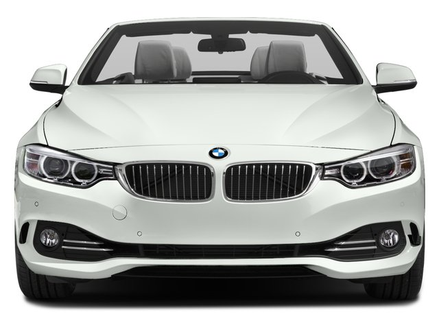 2017 BMW 4 Series Pictures 4 Series Convertible 2D 430i I4 Turbo photos front view