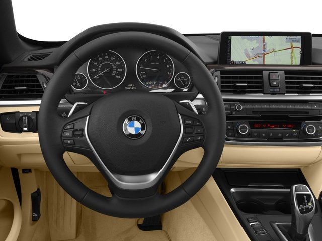 2017 BMW 4 Series Pictures 4 Series Convertible 2D 430i I4 Turbo photos driver's dashboard