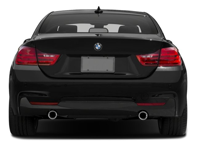 2017 BMW 4 Series Prices and Values Coupe 2D 440i I6 Turbo rear view