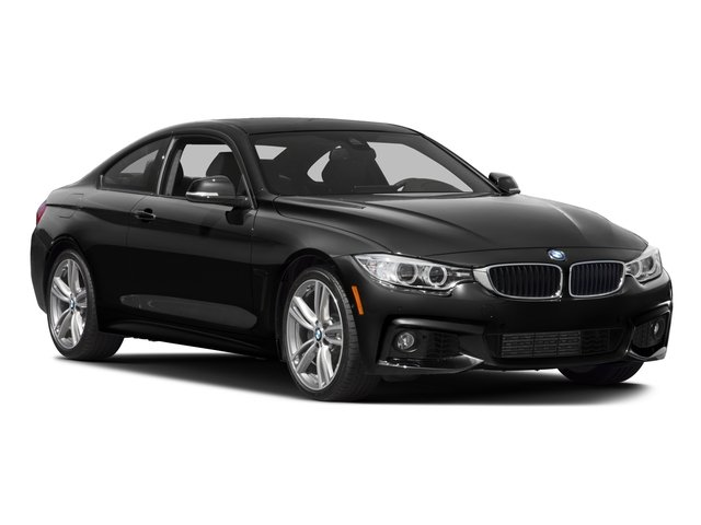 2017 BMW 4 Series Prices and Values Coupe 2D 440i I6 Turbo side front view