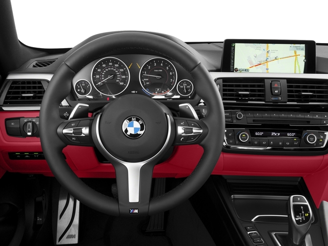 2017 BMW 4 Series Prices and Values Coupe 2D 440i I6 Turbo driver's dashboard