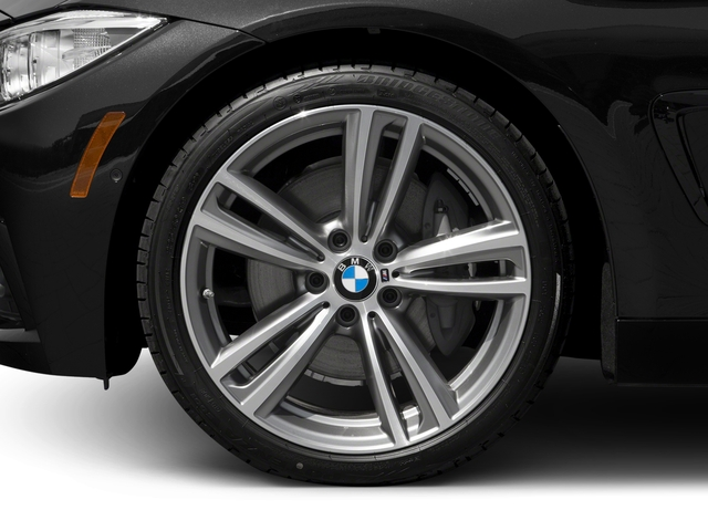 2017 BMW 4 Series Prices and Values Coupe 2D 440i I6 Turbo wheel