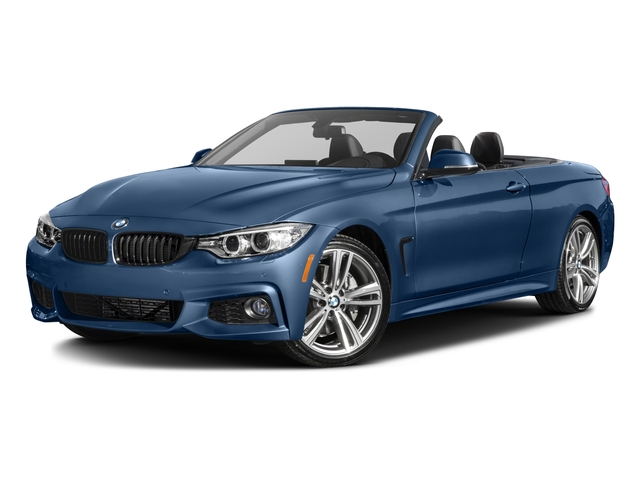 2017 BMW 4 Series Prices and Values Convertible 2D 440i I6 Turbo
