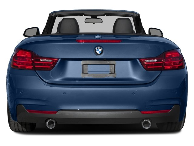 2017 BMW 4 Series Prices and Values Convertible 2D 440i I6 Turbo rear view