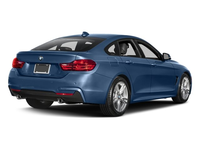 2017 BMW 4 Series Prices and Values Sedan 4D 440i I6 Turbo side rear view