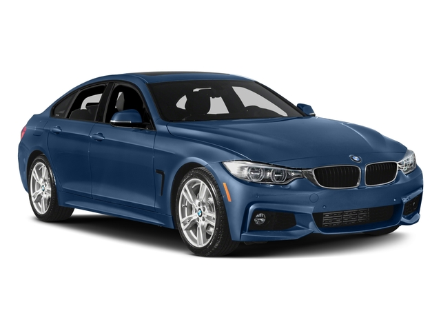 2017 BMW 4 Series Prices and Values Sedan 4D 440i I6 Turbo side front view
