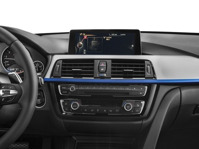 2017 BMW 4 Series Prices and Values Sedan 4D 440i I6 Turbo stereo system
