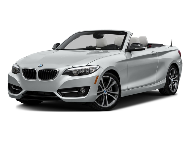 2017 BMW 2 Series Pictures 2 Series Convertible 2D 230xi AWD I4 Turbo photos side front view