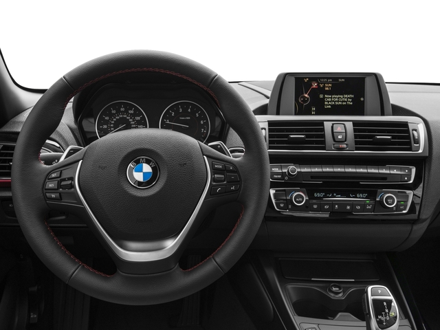 2017 BMW 2 Series Pictures 2 Series Convertible 2D 230xi AWD I4 Turbo photos driver's dashboard