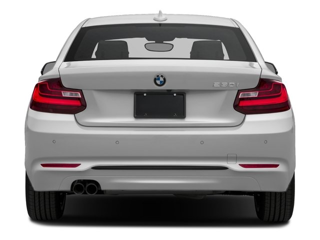 2017 BMW 2 Series Prices and Values Coupe 2D 230xi AWD I4 Turbo rear view
