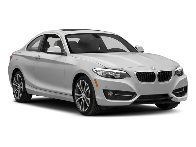 2017 BMW 2 Series Prices and Values Coupe 2D 230xi AWD I4 Turbo side front view
