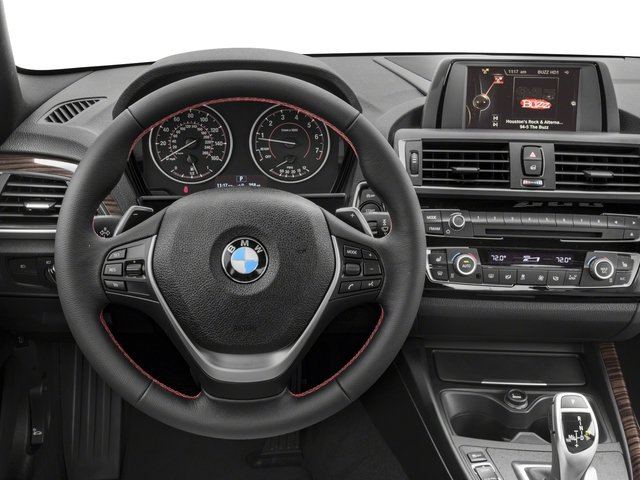2017 BMW 2 Series Prices and Values Coupe 2D 230xi AWD I4 Turbo driver's dashboard
